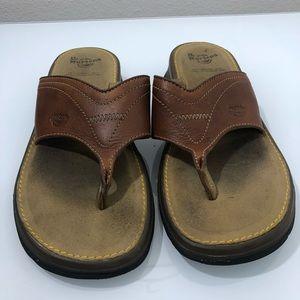 Dr Martens air sandals cushion sole brown size 6